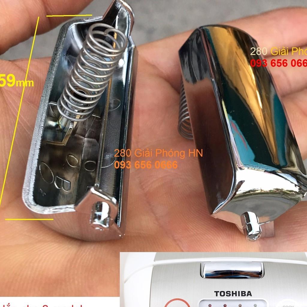 Lẫy Khóa Nồi Cơm Điện Toshiba RC 18MNF / 10MNF - lò xo lẫy nắp