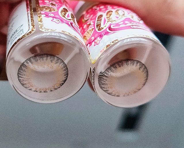 Kính áp tròng lens 0 độ