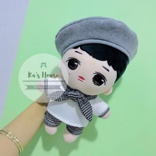 {15cm/20cm} CÓ SẴN – Outfit cho doll 15cm, 20cm