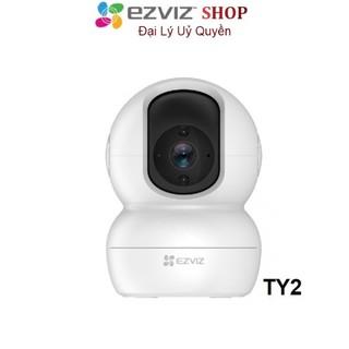 Camera Ezviz TY2 1080P Full HD CS-TY2-B0 -Xoay 360 - Đàm thoại 2 chiều thumbnail