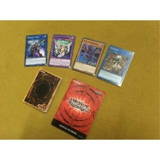 Bộ bài Yugioh! Giành cho người mới bắt đầu – Cybers Deck (40 Cards)