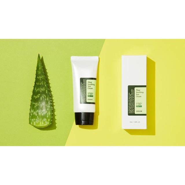 Kem Chống Nắng Cosrx Aloe Soothing Sun Cream SPF5