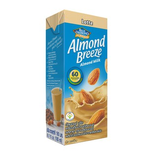 [Limited date 20/10/2020] Sữa hạt hạnh nhân ALMOND BREEZE LATTE 946ml