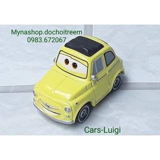 Xe mô hình tomica (Cars-Luigi) (màu vàng)