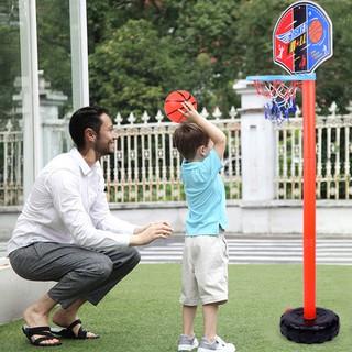 Đồ chơi trẻ em, bộ đồ chơi ném bóng rổ giúp bé phát triển chiều cao. thumbnail