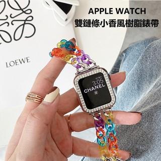 Dây Đeo Màu Cầu Vồng Cho Đồng Hồ Thông Minh Apple Watch Iwatch Se / 6 / 5 / 4 / 3