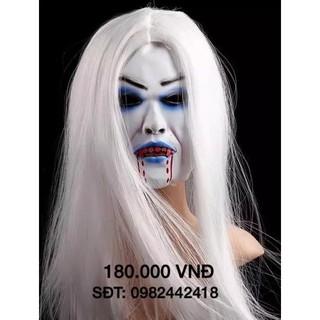 mặt nạ tóc trắng rẻ như cho