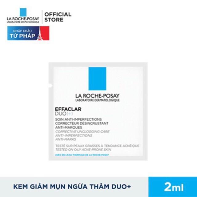 Bộ Xịt Khoáng Giúp Làm Sạch Và Dịu Da La Roche-Posay Serozinc (300ml) + Tặng Kem Giảm Mụn,Ngừa Thâm Roche-Posay Effaclar