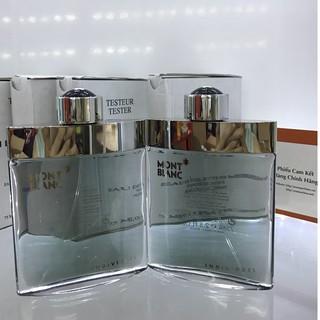 Chính Hãng Có BH [Tester] Nước hoa Nam Montblanc-Individuel 75ml edt CHU thumbnail