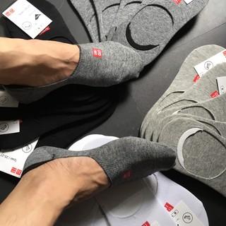 [ GIÁ TẠI XƯỞNG ] Combo 5 đôi tất hài – vớ lười xuất Nhật – cotton tre thoáng khí – chống thối chân