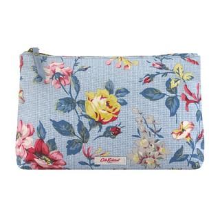 Cath Kidston - Túi đựng mỹ phẩm Matt Zip Cosmetic - 850025 - Chalk Blue thumbnail