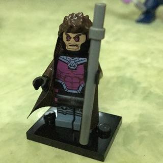 Minifigure nhân vật Gambit
