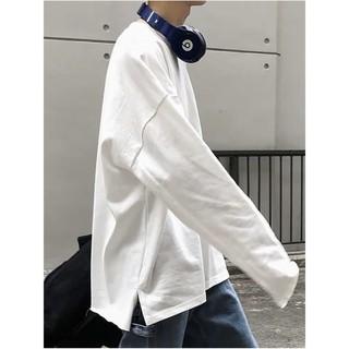 [Mã FASHIONGREEN44 giảm 10K đơn 50K] Áo Sweater nam 3 màu đen, xám, trắng (chất cotton)