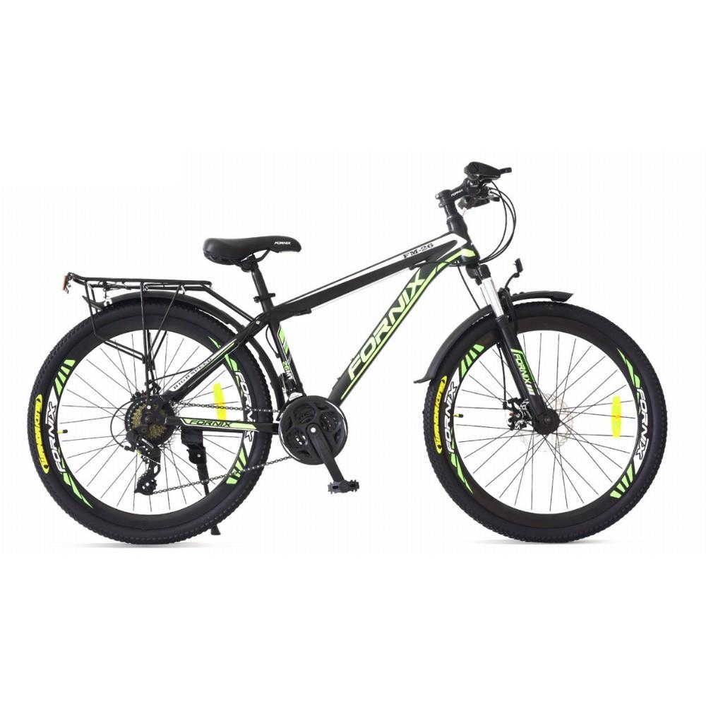 Xe đạp địa hình FORNIX FM26 Khung Sườn hợp kim thép cao cấp Vòng Bánh 26 Bộ Truyền Động 24...