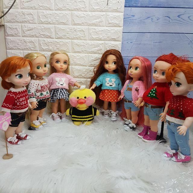 Áo len dành cho Búp Bê Disney Animator, Toddler 16 inch, EXO 30cm, Nathaniel 12inch, vịt má hồng 30 - 3503217 , 1194087040 , 322_1194087040 , 39000 , Ao-len-danh-cho-Bup-Be-Disney-Animator-Toddler-16-inch-EXO-30cm-Nathaniel-12inch-vit-ma-hong-30-322_1194087040 , shopee.vn , Áo len dành cho Búp Bê Disney Animator, Toddler 16 inch, EXO 30cm, Nathaniel