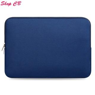 Túi chống sốc 13inch cho Macbook (Xanh navi) - Tặng dụng cụ chống ngáy ngủ thumbnail