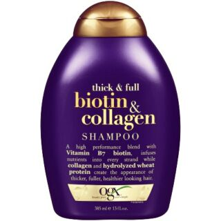 Dầu gội và dầu xã chống rụng tóc Biotin 385ml thumbnail