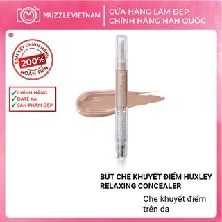 Bút Che Khuyết Điểm Huxley Relaxing Concealer Stay Sun Safe SPF30 Pa++ 2.5ml. 1 Burning Sand thumbnail