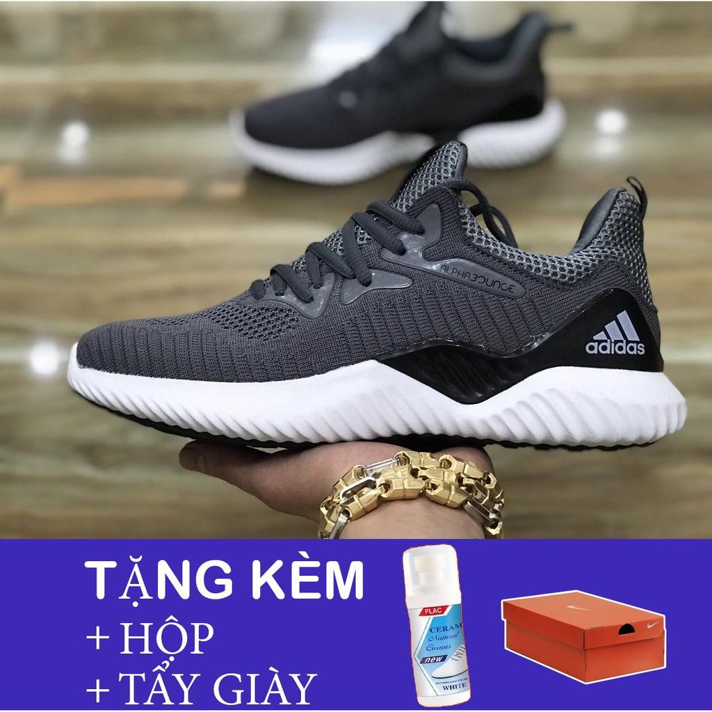 [Mã FASHIONGO15 giảm tới 60K đơn 300K] (GIÀY ĐẸP GIÁ TỐT) Giày nam, giày adidas nam 2 màu quá đẹp hàng xịn
