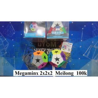 Biến thể Rubik. Megaminx 2x2x2 Meilong