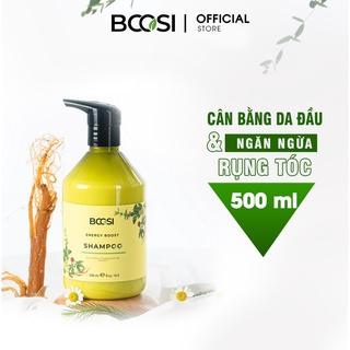 Dầu gội năng lượng Bcosi chăm sóc da đầu và ngăn ngừa tóc gãy rụng Bcosi Energy Boost Shampoo thumbnail