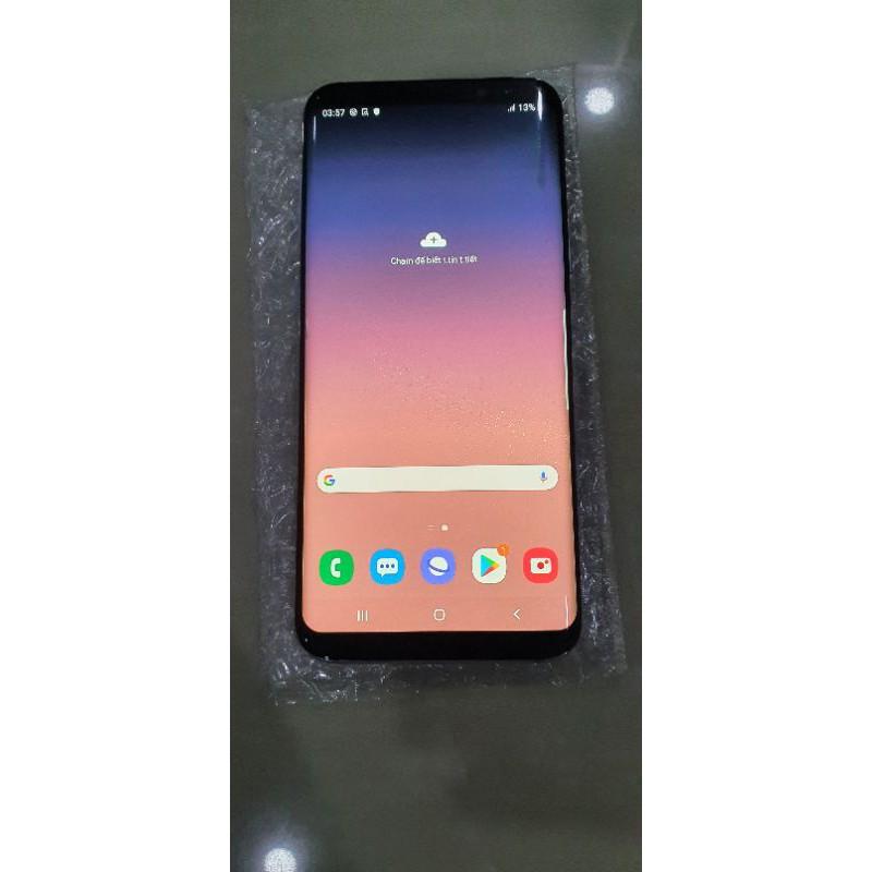 [Mã 267ELSALE hoàn 7% đơn 300K] Điện thoại samsung s8+ ( màn xấu)
