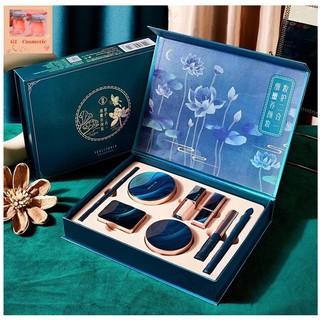 Combo bộ trang điểm đầy đủ 8 món Youliyoula set makeup trang điểm mĩ phẩm nội địa trung GL - Cosmetic thumbnail