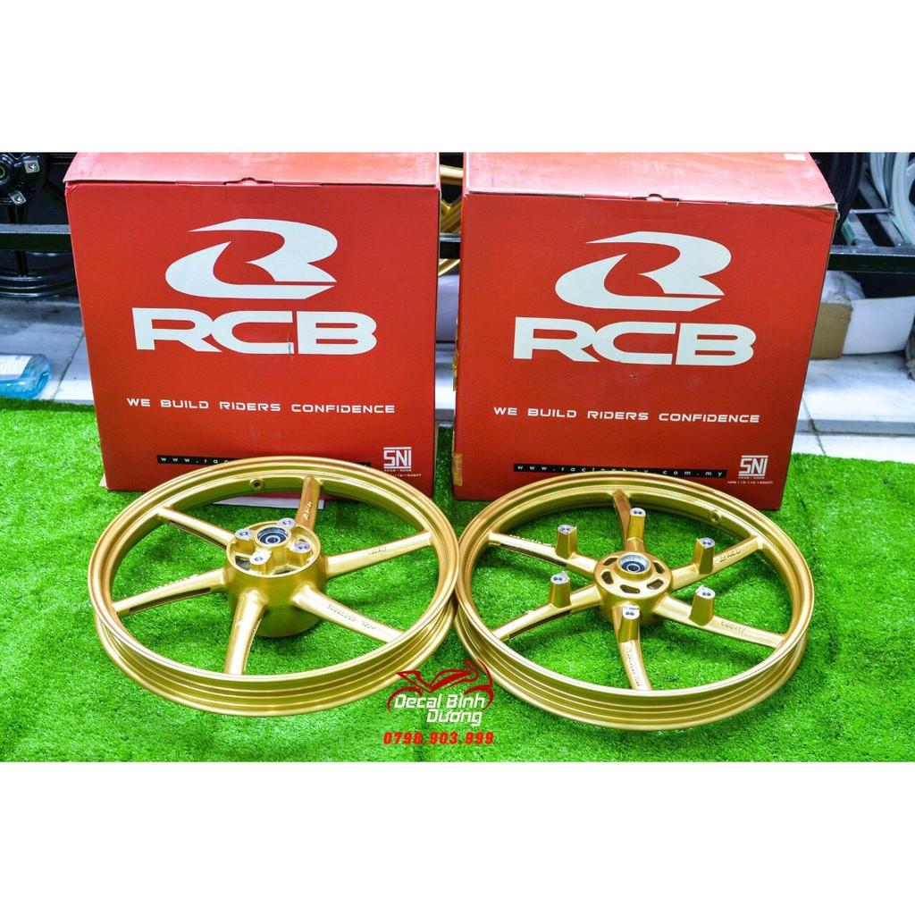 RCB Chính Hãng 6 Cây Cho Winner