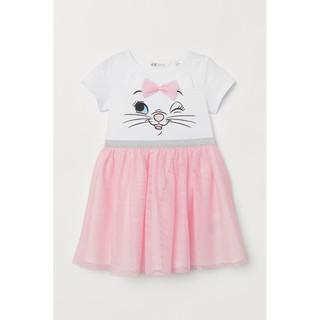 Váy Mèo Hồng Hm