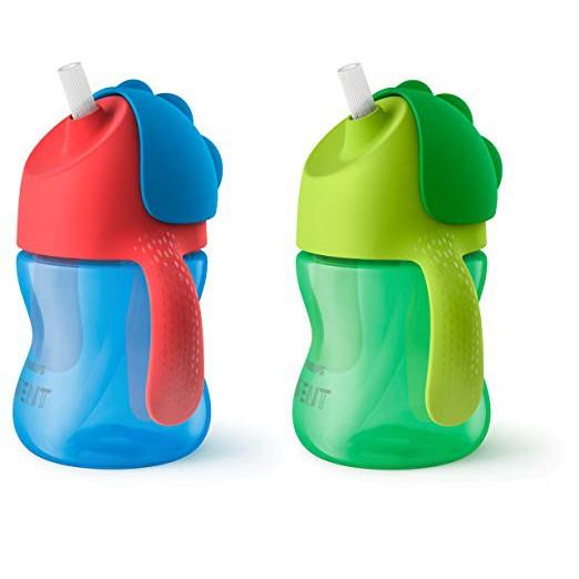 Bình uống nước Avent 200ml có tay cầm - Mỹ chính
