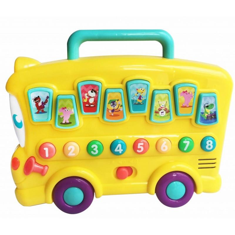 Đàn hình ô tô có nhạc Winfun - 3567501 , 1260868234 , 322_1260868234 , 400000 , Dan-hinh-o-to-co-nhac-Winfun-322_1260868234 , shopee.vn , Đàn hình ô tô có nhạc Winfun