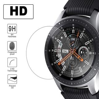 Set 3-1 Kính Cường Lực 46mm 42mm Bảo Vệ Màn Hình Đồng Hồ Samsung Galaxy Watch3 Watch 3 45mm 41mm