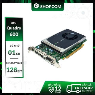 Nvidia Quadro 2000 - 1G DDR5 128Bit thumbnail