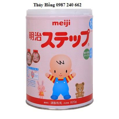 Sữa Meiji số 9 - 820gr (1-3 tuổi)