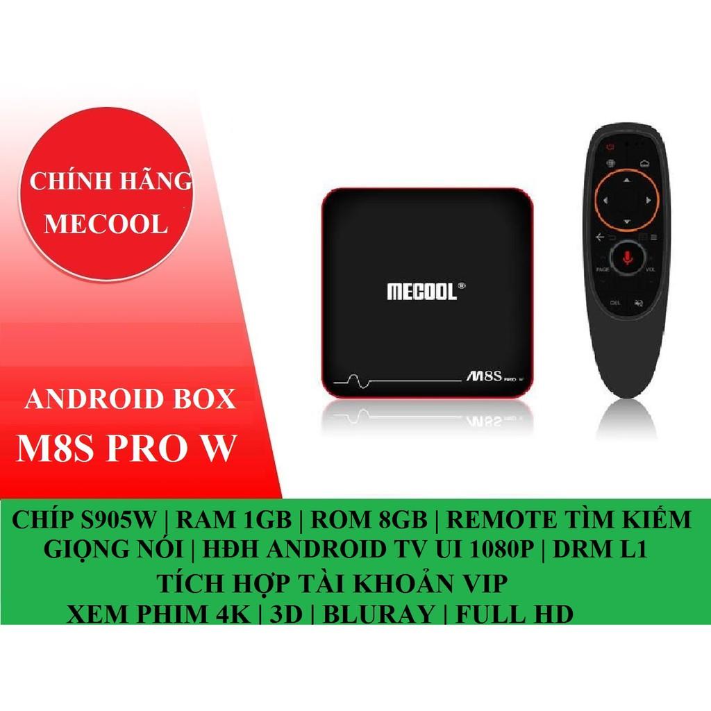 [GTJUL181667 GIẢM 25K] Mecool M8S PRO W | HĐH Android tv | Chíp S905W | Ram 1gb | Rom 8gb như TX5 mi - 3017451 , 1049994974 , 322_1049994974 , 800000 , GTJUL181667-GIAM-25K-Mecool-M8S-PRO-W-HDH-Android-tv-Chip-S905W-Ram-1gb-Rom-8gb-nhu-TX5-mi-322_1049994974 , shopee.vn , [GTJUL181667 GIẢM 25K] Mecool M8S PRO W | HĐH Android tv | Chíp S905W | Ram 1gb |