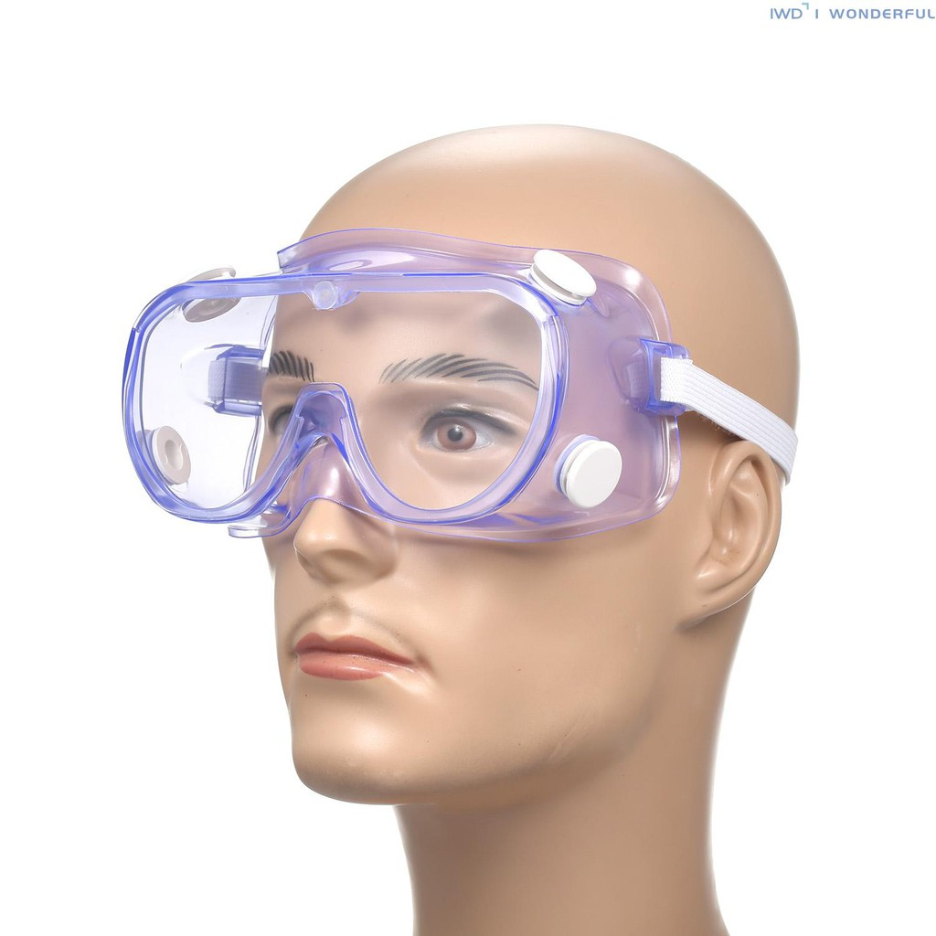 IWD Safety Glasses Goggles Dust-proof Fog-proof Droplets-proof Protective Glasses Eyes Protection Eyewear Eye Protector
