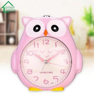 Đồng Hồ Báo Thức Để Bàn Dễ Thương - Alarm Clock