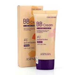 KEM NỀN ASPASIA BB CREAM 4U SPECIAL SOLUTION WRINKLE 50ML thumbnail