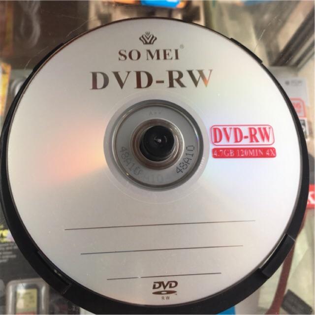 Đĩa ghi xoá DvD Somei 4.7gb