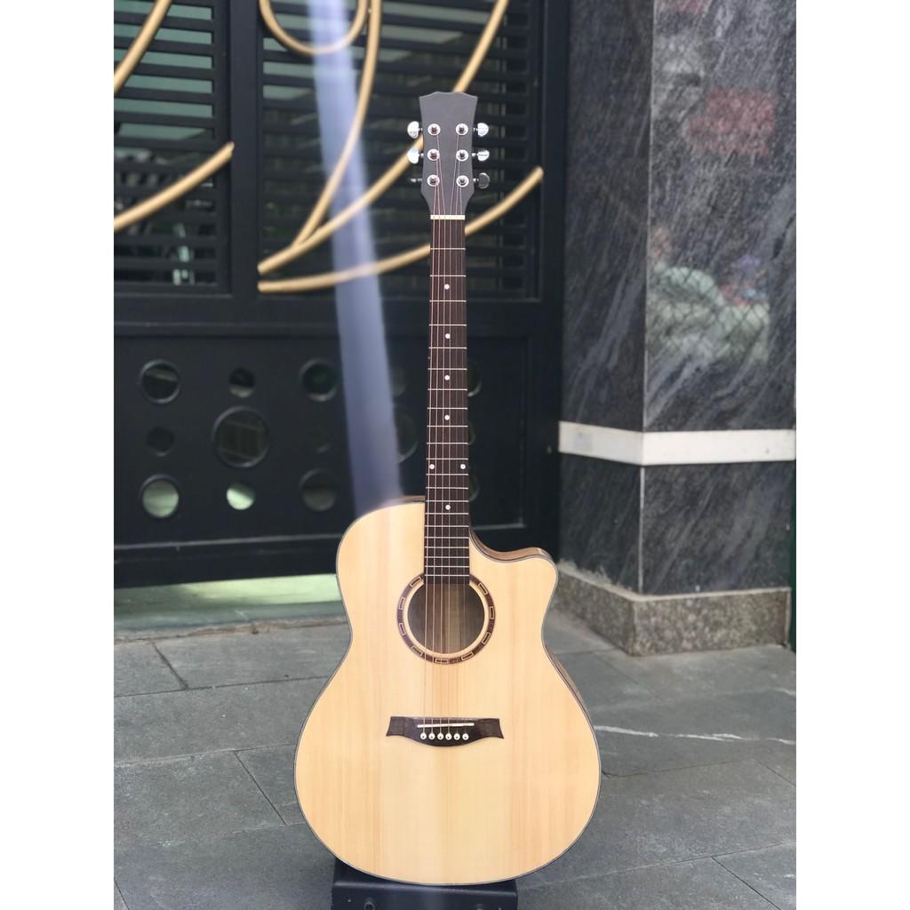 đàn guitar gỗ cồng cực đẹp - 3501091 , 1264880422 , 322_1264880422 , 1300000 , dan-guitar-go-cong-cuc-dep-322_1264880422 , shopee.vn , đàn guitar gỗ cồng cực đẹp