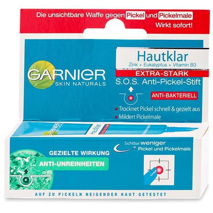 Gel Trị Mụn Trứng Cá Siêu Cấp Garnier Hautklar S.O.S 10ml - 3346900 , 535302532 , 322_535302532 , 250000 , Gel-Tri-Mun-Trung-Ca-Sieu-Cap-Garnier-Hautklar-S.O.S-10ml-322_535302532 , shopee.vn , Gel Trị Mụn Trứng Cá Siêu Cấp Garnier Hautklar S.O.S 10ml