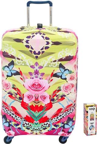 Túi Bọc Vali Hình Hoa Loqi (58 x 65 cm) thumbnail