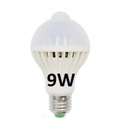 Bóng đèn cảm ứng hồng ngoại 9W