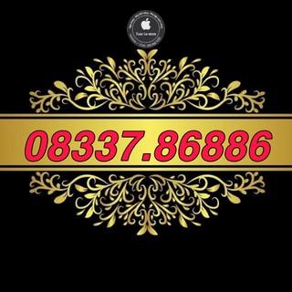 Sim số đẹp vina 6886 phong thủy 3G 4G