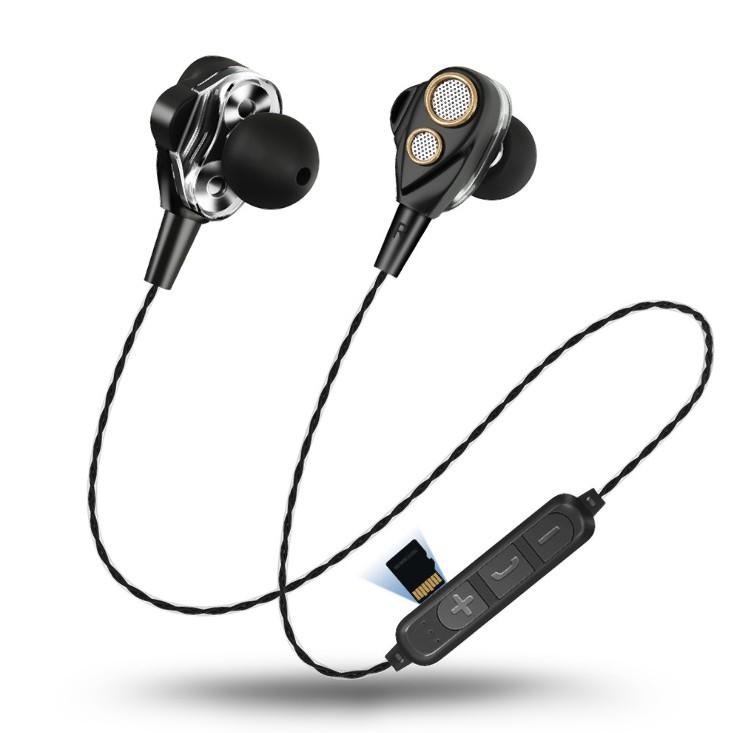 Tai nghe Bluetooth Hifi Super Bass không dây hỗ trợ thẻ nhớ âm thanh cực hay