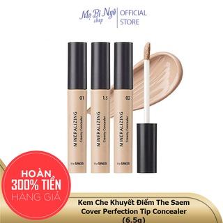 Kem Che Khuyết Điểm The Saem Cover Perfection Tip Concealer (6.5g) thumbnail