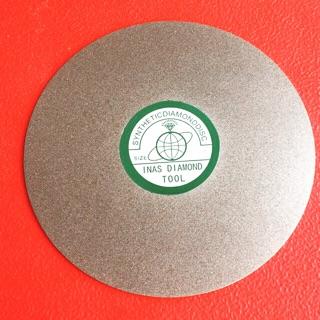 Đá mài hợp kim, đá màu kính, đá mài kim loại độ mịn cao 320 ( đường kính 150x1mm)