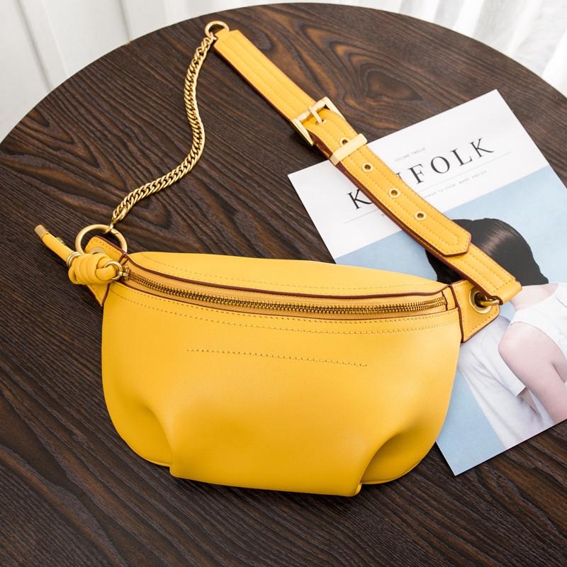 กระเป๋า 2019 น้ําใหม่ไหล่ของ messenger กระเป๋าหน้าอก ck ขนาดเล็กถุงเพศหญิง