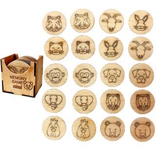Trò Chơi Tìm Cặp Hình Trái Cây Giống Nhau Memory Game Giúp Trẻ Từ 2 Đến 5 Tuổi Rèn Luyện Trí Nhớ Đồ Chơi Gỗ Thông Minh thumbnail