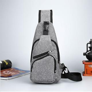 Túi đeo chéo UNISEX thời trang SBE851